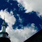 Moschee in Iwje (Iwye) Belarus Weissrussland