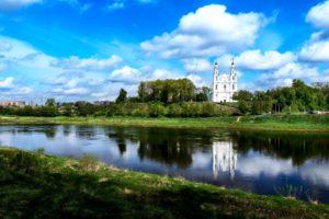 Belarus Weißrussland Polotsk Sophienkathedrale