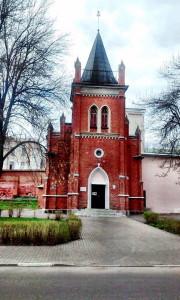 Evangelisch lutherische Kirche Polozk Polazk Belarus Weißrussland