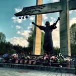 Gedenkstätte Schunewka Belarus Weißrussland