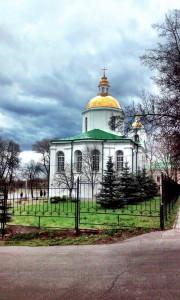 Kirche der Erscheinung des Herrn Polozk Polazk Belarus Weißrussland
