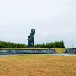Mahnmal zweiter Weltkrieg Belarus Weißrussland