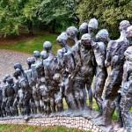Minsker Ghetto Denkmal Belarus Weißrussland