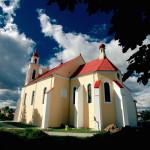 katholische Kirche Iwye Iwje Belarus Weißrussland