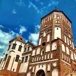 Schloss Mir Belarus Weißrussland