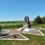 Denkmal für die ermordeten Juden - Häftlinge des Hlybokaje Ghettos