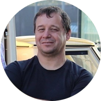 Paul Binkert Gründer und Geschäftsführer g4 tours