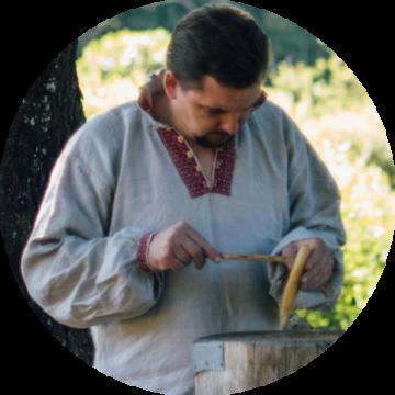 Iwan Experte für den Nationalpark Nalibokski Belarus Weißrussland g4 tours