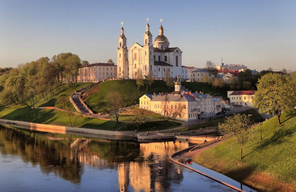 Witebsk Aussicht   Foto: Sveta Abehtikova