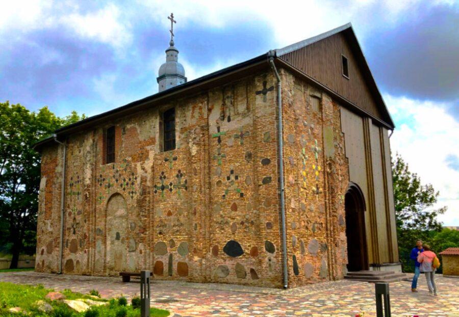 Kolozhskaja Kirche in Grodno (XII)   Foto: Sveta Abehtikova